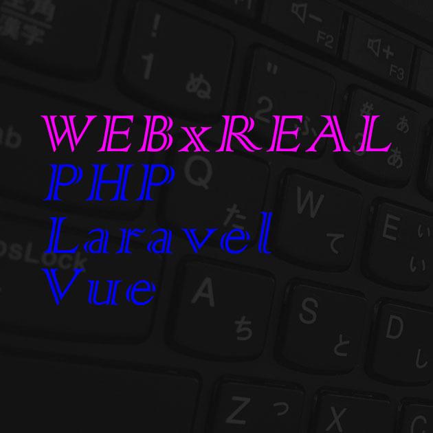 webxreal-630-php-laravel-vue
